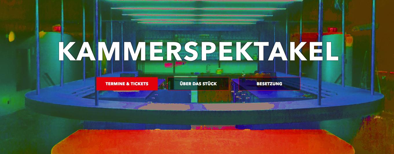Kammerspektakel Staatstheater Darmstadt CLUBbleu